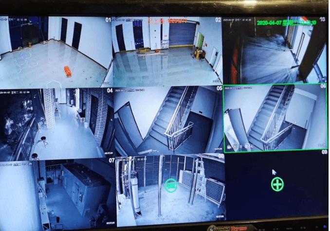 小区监控安装案例-重庆电脑维修-重庆梓菊科技公司