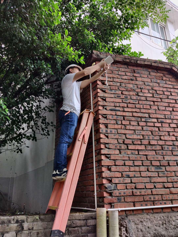 重庆监控安装案例图 船舶维修厂区监控-重庆电脑维修-重庆梓菊科技公司