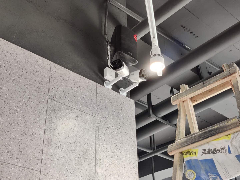 重庆极致健身监控安装案例图-重庆电脑维修-重庆梓菊科技公司