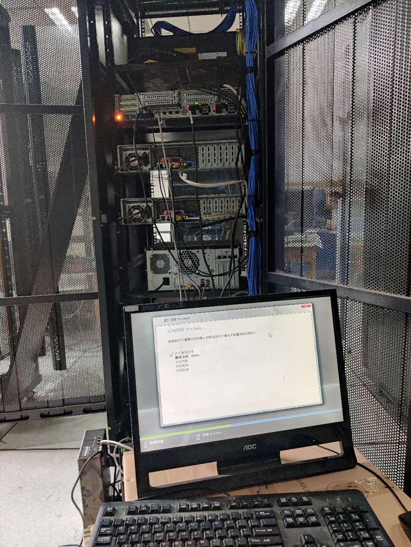 DELL R720服务器系统安装-重庆电脑维修-重庆梓菊科技公司