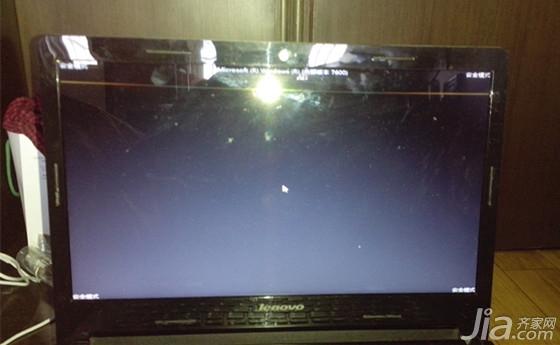 电脑开机黑屏只有鼠标怎么办-重庆电脑维修-重庆梓菊科技公司